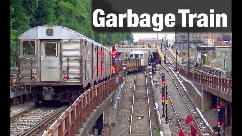 Aruwakkalu garbage train ready by March end - Ministry