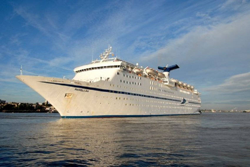 Goodwill luxury cruise between Sri Lanka and India