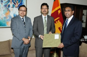 Bangladesh High Commissioner meets Deputy Foreign Minister of Sri Lanka