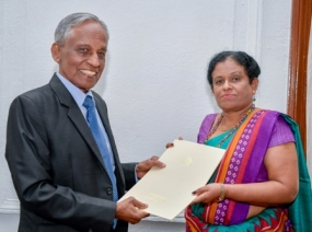 New Ministry Secretary appointed