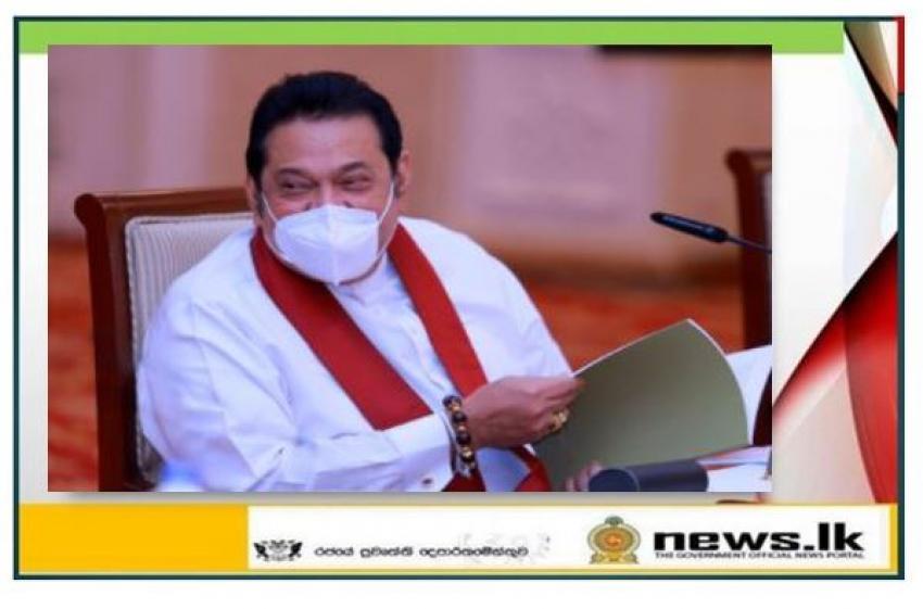 Celebrate Maha Sivarathri in a festive manner - Prime Minister Mahinda Rajapaksa