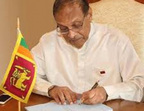 Speaker signs the National Audit Bill