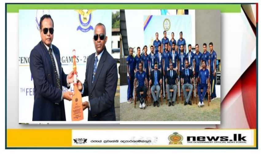 Rowing Championship of 11th Defence Services Meet successfully came to a close