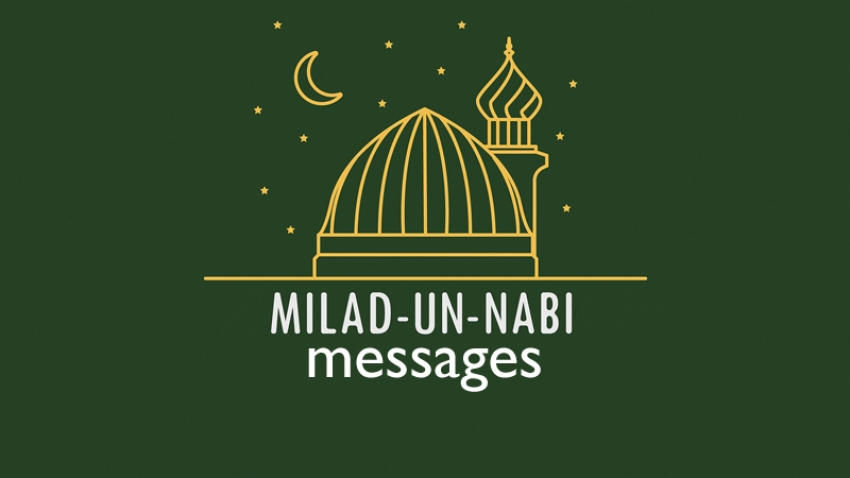 Milad-Un-Nabi messages