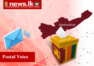 Polling Division : POSTAL District : Hambantota