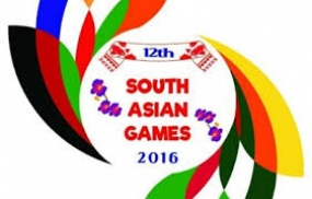 Sri Lanka in second place in medal tally at South Asian games