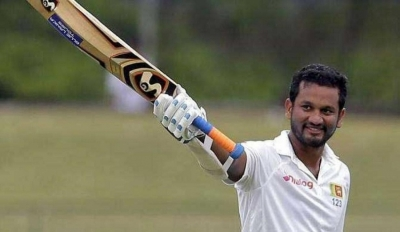 Karunaratne gets best birthday gift