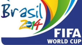 2014 FIFA World Cup finals today