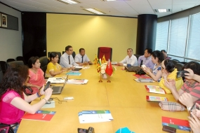 Chinese Biz delegation  expresses interest in Sri Lanka's developing projects