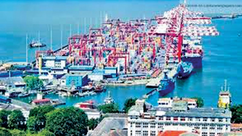 'COLOMBO PORT to touch 7 MN TEU LANDMARK FOR 2018'