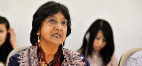 High Commissioner Pillay seeks to influence the OHCHR investigation process