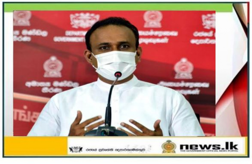 No fertilizer with harmful bacteria would be imported – Minister Ramesh Pathirana