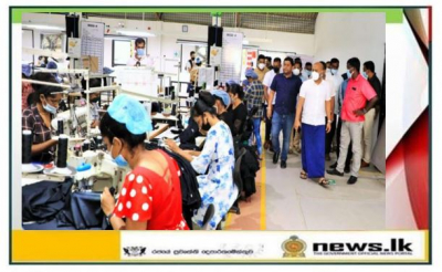 New garment factories to start in several Divisional Secretariats of Anuradhapura