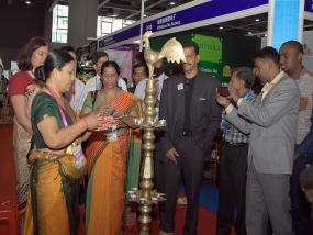 Sri Lanka represented at the largest SME Fair in the Asia Pacific region in Guangzhou