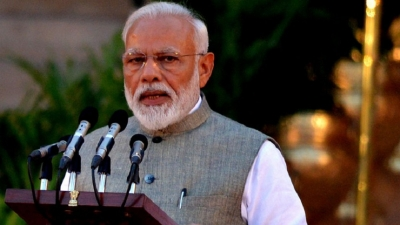 Indian PM announces $ 450 million line of credit to Lanka