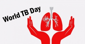 The World Tuberculosis Day on next Saturday