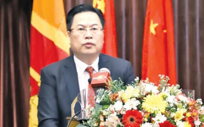Pragmatic cooperation, beneficial to china -sri Lanka