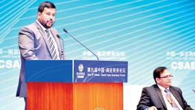 Sri Lanka Shines at 2nd China-South Asia Expo in Kunming