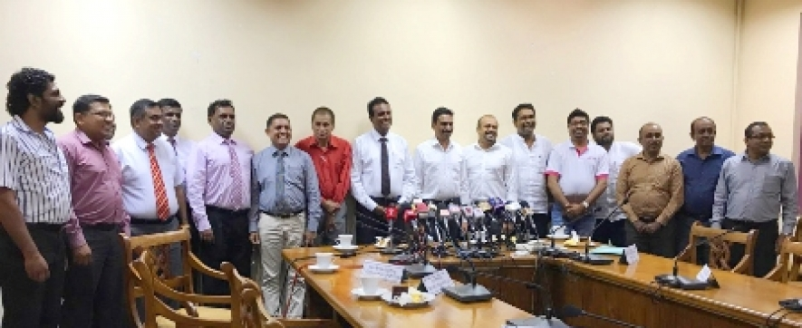 Sri Lanka's first Broadcasters' Guild formed