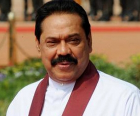 President Rajapaksa condoles with Afghan President over landslide tragedy