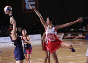 2016 Asian Netball Championship in Thailand