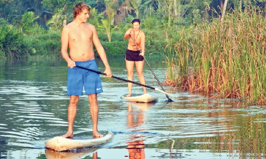 'Lanka among top five fastest growing tourism markets'