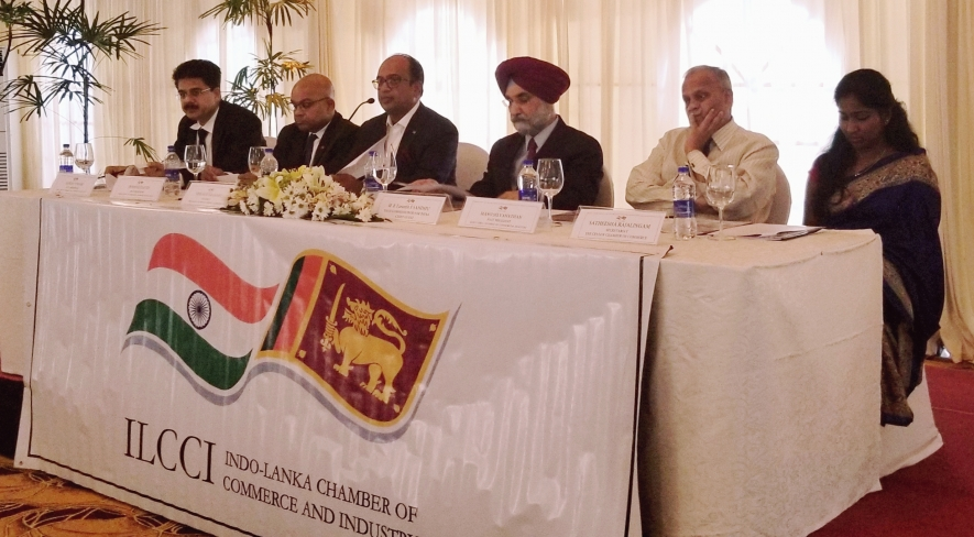10th Annual Meeting-Indo-Lanka Chamber of Commerce