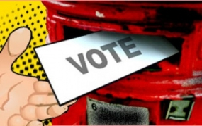 Postal voting on January 25, 26