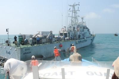 Another thirteen Indian trawlers release