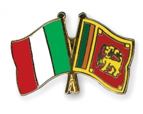 First batch of Lankans leaves for Italian jobs