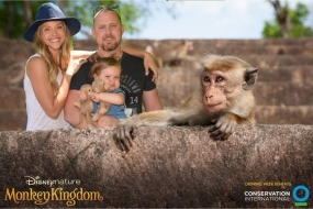 "Sri Lanka Tourism selects 8  American kids for tour of "" Monkey Kingdom Trail"""
