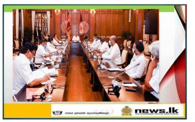 Government-UNP discuss the country's situation amidst Coronavirus threat