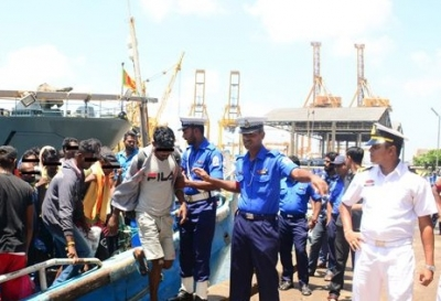 Navy foils an attempt of illegal immigration; 90 suspects apprehended
