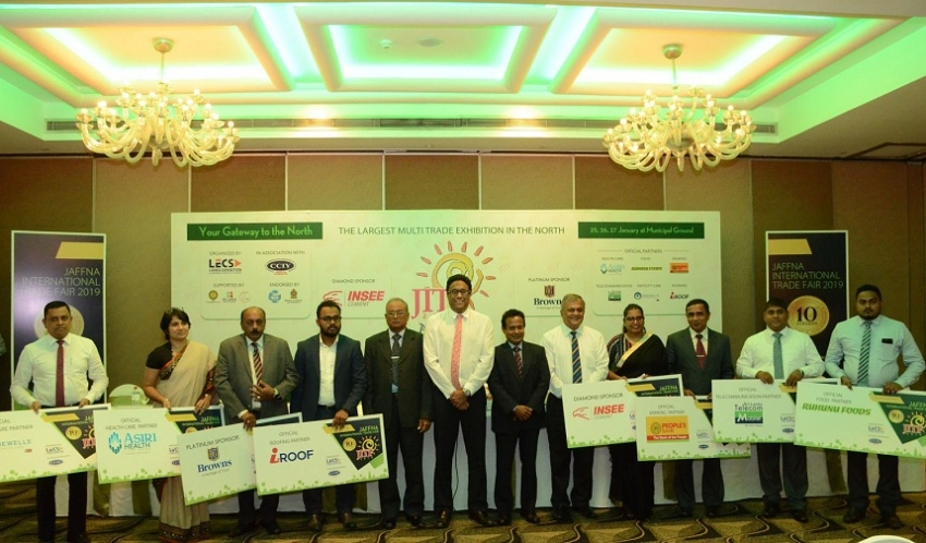 TOP BRANDS AT LARGEST CONSUMER FAIR IN THE NORTH