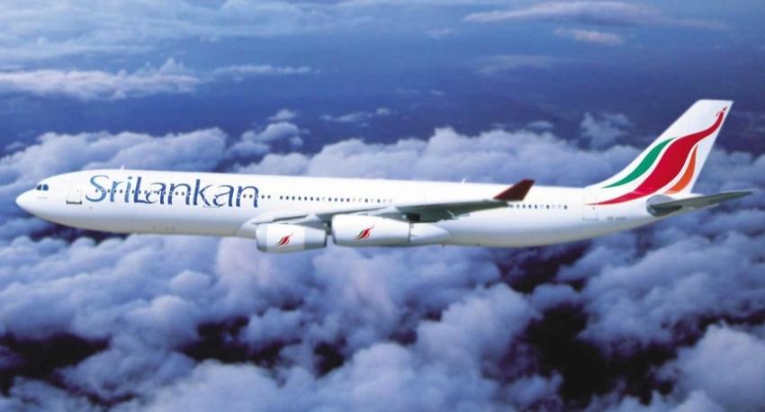 SriLankan flights to Narita cancelled