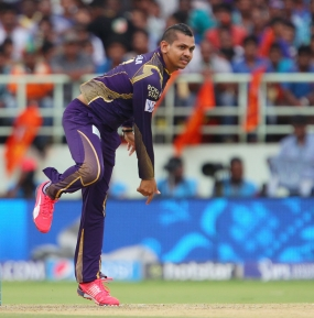 BCCI bans Narine from bowling offbreaks