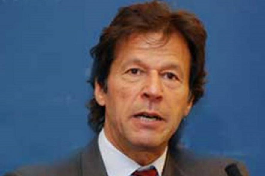 Imran calls for temporary halt to operations