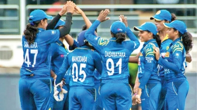 Lanka take on SA in ICC Women's WC cricket qualifier