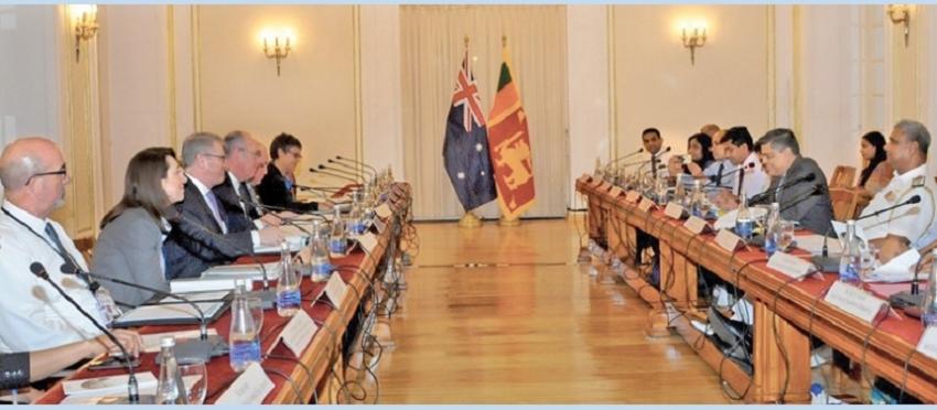 Sri Lanka, Australia conclude First Maritime Dialogue