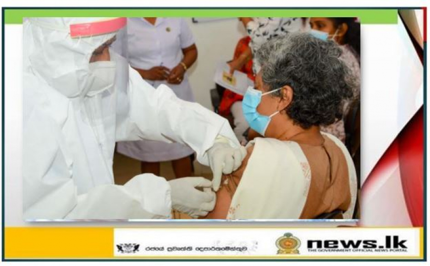 Progress of COVID-19 Immunization-12. 06. 2021