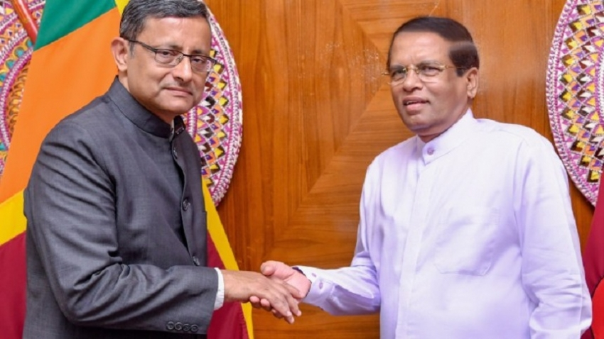 India and Sri Lanka to increase cooperation in curbing drugs and human trafficking