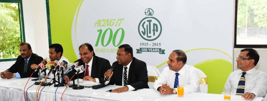 SLTA marks 100th anniversary, gears up for international stage