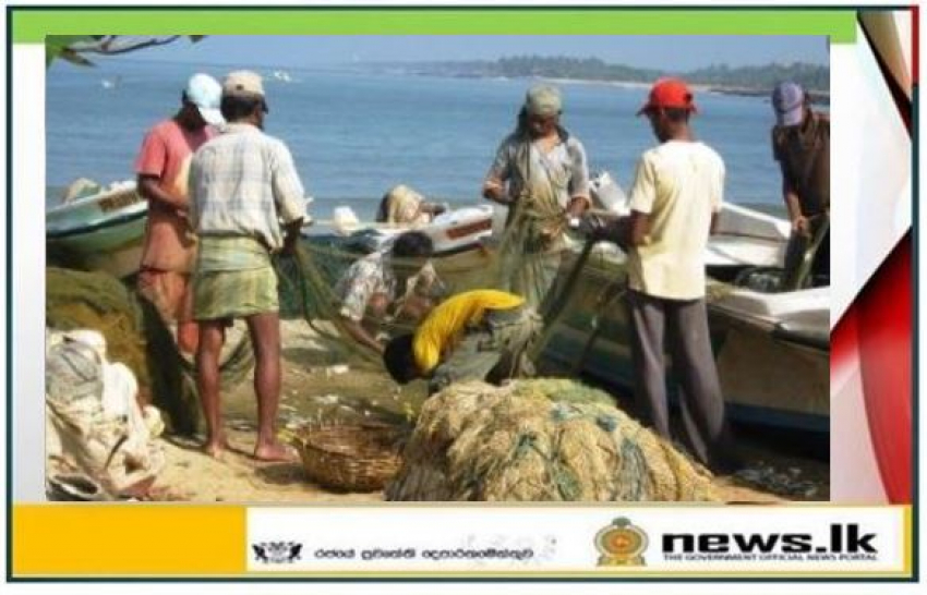 Fishing community affected by MV X-Press Pearl shipwreck to receive Rs. 5000 allowance from Tuesday