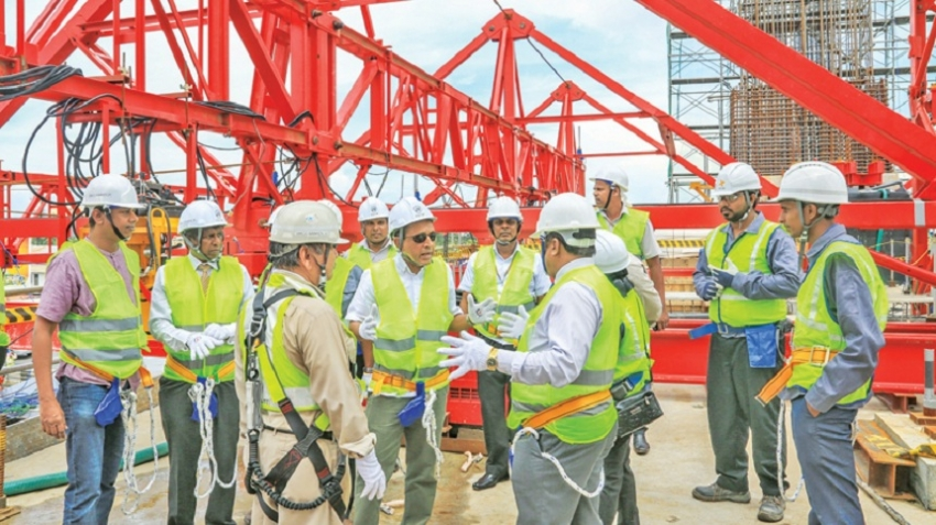 New Kelani bridge construction speeded up