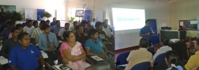 Sri Lanka Telecom conducts ICT awareness programme for students in Anuradhapura