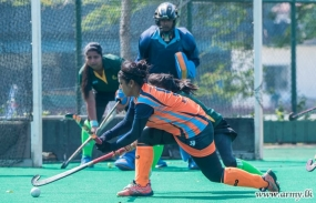 Defence Services teams win 'Senior National Hockey Championship'