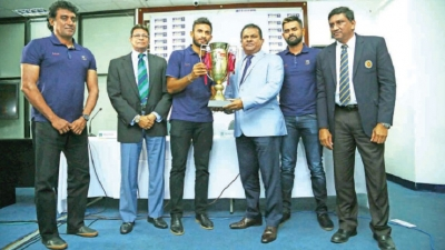 Cricketing heroes rewarded with US$ 145,000