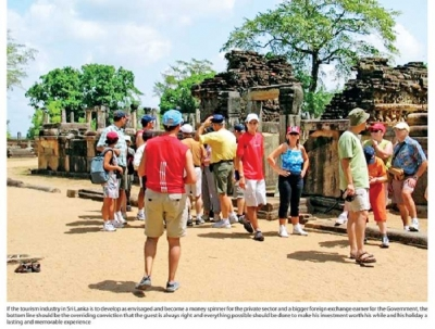 Sri Lanka Tourism finalises long-term marketing plan