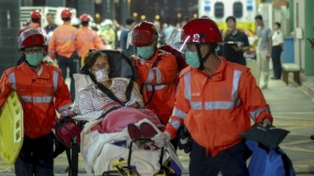 Hong Kong ferry incident leave at least 124 injured