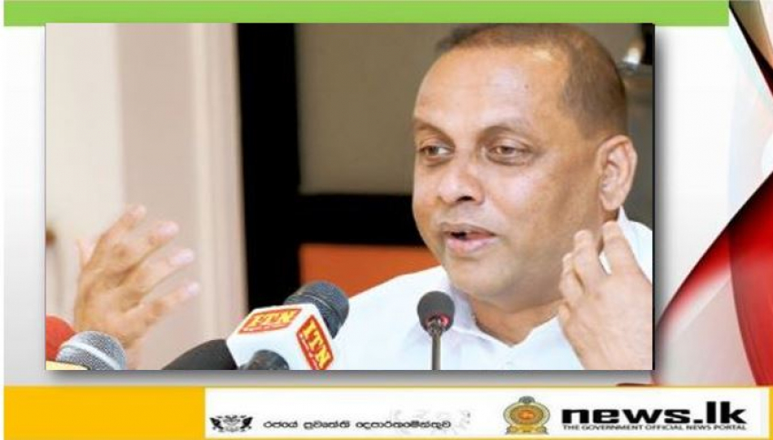 Minister Mahinda Amaraweera requests an environmental report on water in Diyawanna Oya